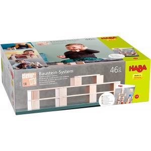Haba - 306248 - Ensemble de blocs de construction Clever-Up! 1.0 (465288)