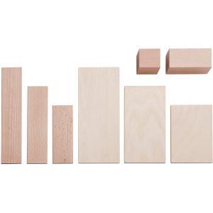 Haba - 306249 - Ensemble de blocs de construction Clever-Up! 2.0 (465290)