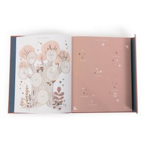 Moulin Roty - 715600 - Livre de naissance Après la pluie (80 pages) (465370)