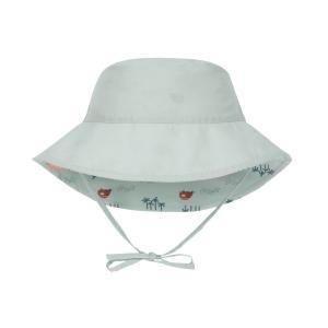 Lassig - 1433005557-18 - Chapeau anti-UV réversible caravane menthe 18-36 mois (465912)