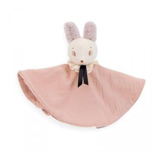 Moulin Roty - 715015 - Doudou souris rose Après la pluie (466282)