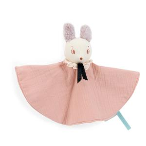 Moulin Roty - 715015 - Doudou souris rose Après la puie (466282)