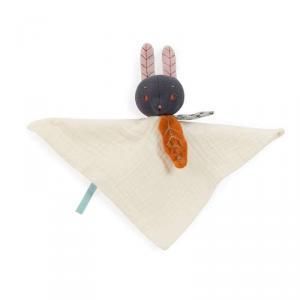 Moulin Roty - 715016 - Doudou lapin crème Après la puie (466284)
