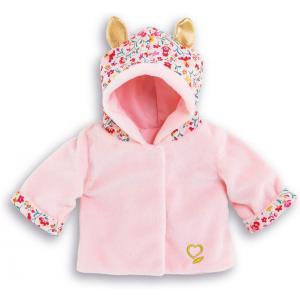 Corolle - 9000110560 - Vêtements pour bébé Corolle 30 cm -  manteau hiver en fleurs (466464)