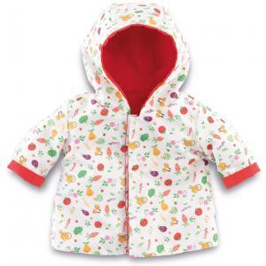 Corolle - 9000141010 - Vêtements pour bébé Corolle 36 cm -  imperméable la fête du potager (466472)