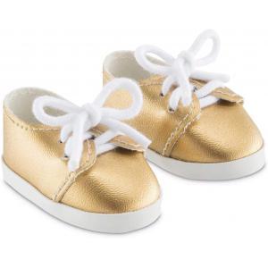 Corolle - 9000212010 - Vêtement pour poupées Ma Corolle chaussures dorées - taille 36 CM (466562)