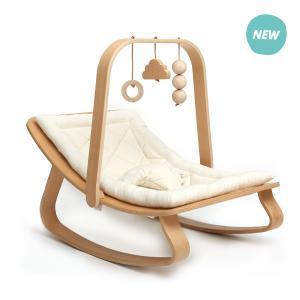 Charlie crane - LEVO ARCH WOOD TOYS KIT - Arche d'éveil Hêtre pour LEVO avec jouets en bois (469754)