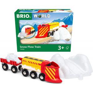 Brio - 33606 - Train Chasse-neige (469790)