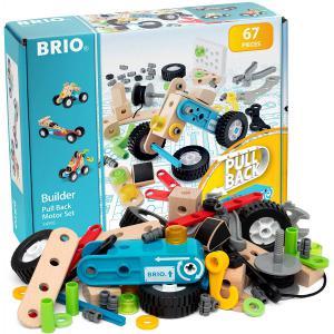 Brio - 34595 - Coffret Builder et Moteur à rétrofriction (469808)