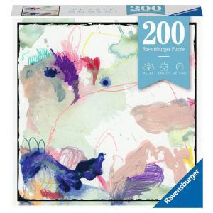 Ravensburger - 12959 - Puzzle Moment 200 pièces - Colorsplash (470138)