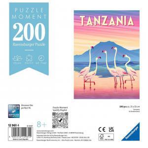 Ravensburger - 12961 - Puzzle Moment 200 pièces - Tanzanie (470142)