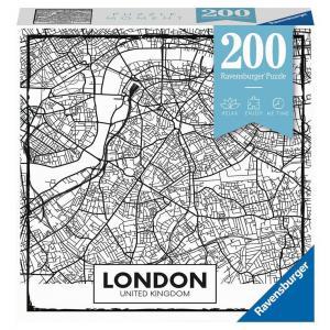 Ravensburger - 12963 - Puzzle Moment 200 pièces - Big City Life (470146)