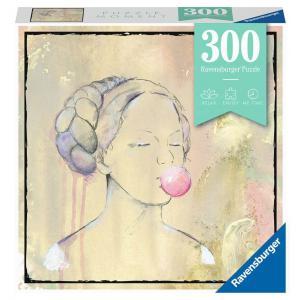 Ravensburger - 12966 - Puzzle Moment 300 pièces - Chewing-gum (470152)