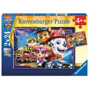 Ravensburger - 05154 - Puzzles 2x24 pièces - Toujours prêts ! / Pat'Patrouille, le Film (470176)