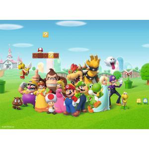 Ravensburger - 12993 - Puzzle 200 pièces XXL - Les aventures de Super Mario (470186)