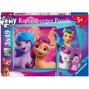 Ravensburger - 52363 - Puzzle enfant My Little Pony (film) - 2 x 49 pièces (470190)