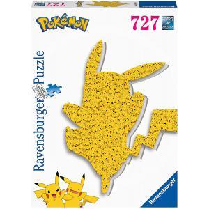 Ravensburger - 16846 - Puzzle forme - Pikachu / Pokémon (470224)