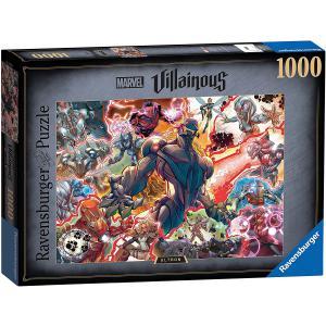 Ravensburger - 16902 - Puzzle 1000 pièces - Ultron (Collection Marvel Villainous) (470228)