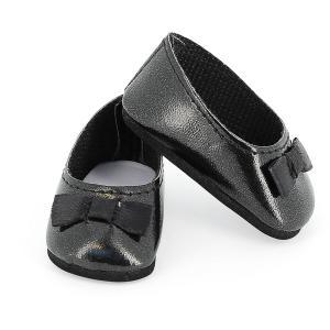 Petitcollin - 603918 - Ballerines noires avec noeud Taille 39 cm (470410)