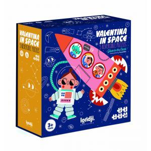 Londji - PZ008U - Puzzle - Valentina in Space (470546)