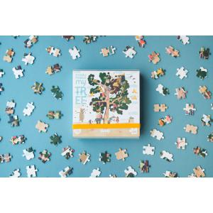 Londji - PZ556U - Pocket Puzzle - My tree puzzle (470570)