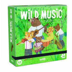 Londji - PZ558U - Puzzle - Wild Music (470574)