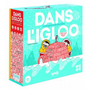 Londji - PZ561U - Puzzle - Dans L'Igloo (470580)