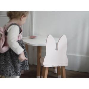 Boogy Woody - RACHW - Chaise lapin blanche (471080)