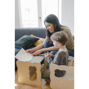 Boogy Woody - CUTO - Chaise cube Montessori (471108)