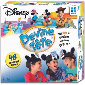 Megableu editions - 6061613 - Devine Tête Disney (471422)