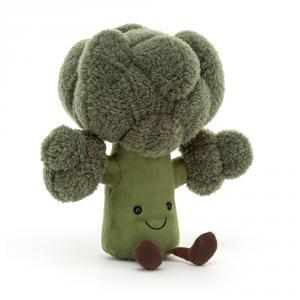 Jellycat - A2BRO - Peluche Amuseable broccoli (471600)