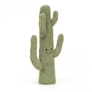 Jellycat - A2DC - Peluche Amuseable cactus du désert (471686)