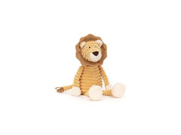 Peluche bébé lion cordy roy