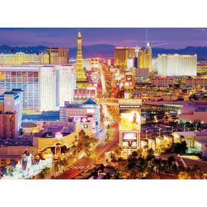 Clementoni - 36510 - Puzzles high quality collection 6000 pièces - Las Vegas (47577)