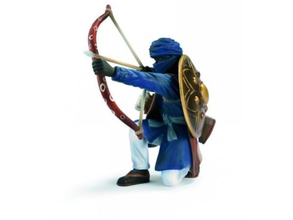 Schleich archer arabe genou 9 3 cm x 4 3 cm x 8 3 cm - Ninjago en arabe ...