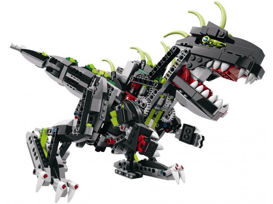 Lego le dinosaure motoris - Jeux lego dino ...