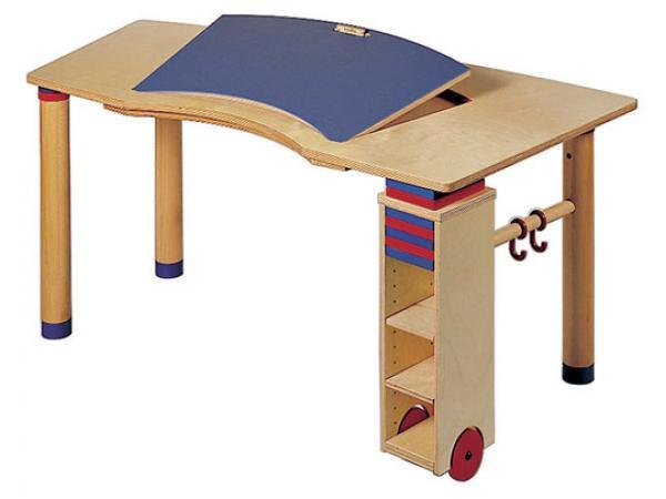 haba bureau kontiki. Black Bedroom Furniture Sets. Home Design Ideas