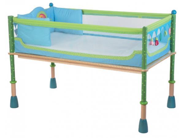 haba lit de b b jardin de r ve. Black Bedroom Furniture Sets. Home Design Ideas
