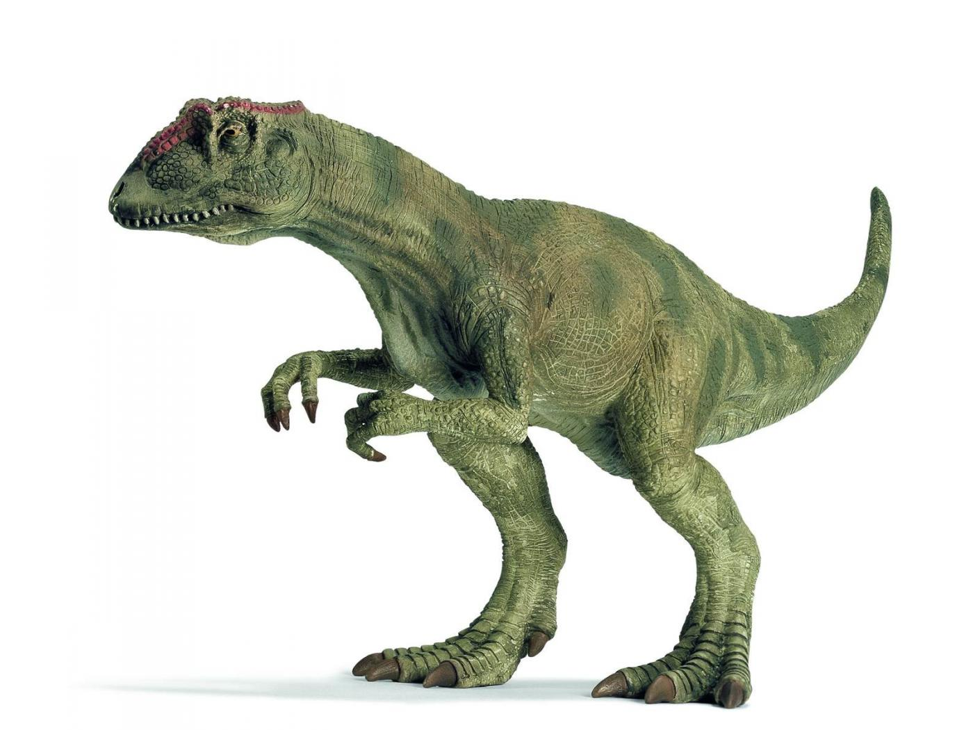 Schleich allosaure 27 cm x 9 5 cm x 12 5 cm - Liste des dinosaures carnivores ...
