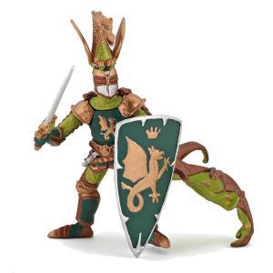 Papo - 39922 - Maître des armes cimier dragon - Dim. 10 cm x 10 cm x 11 cm (50527)