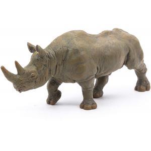 Papo - 50066 - Rhinocéros noir - Dim. 17 cm x 7 cm x 5 cm (50540)