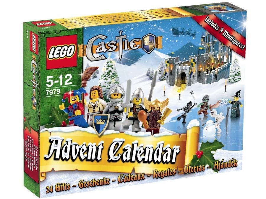 Lego Calendrier.7979 Le Calendrier De L Avent Lego Castle