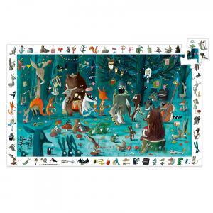 Djeco - DJ07588 - Puzzles observation -  L'orchestre - 35 pièces * (51234)