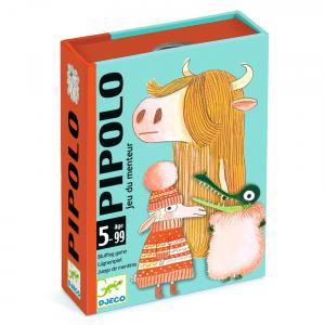 Djeco - DJ05108 - Jeux de cartes pipolo (51257)