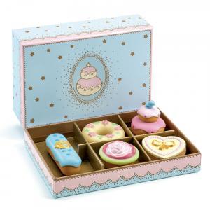Djeco - DJ06523 - Jeu d'imitation - Gâteaux de princesses (51261)