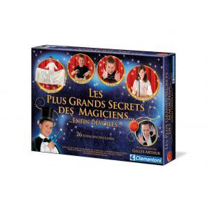 Clementoni - 62508 - Les plus grands secrets des magiciens (51673)