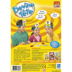 Megableu editions - 678060 - Devine tête (52785)