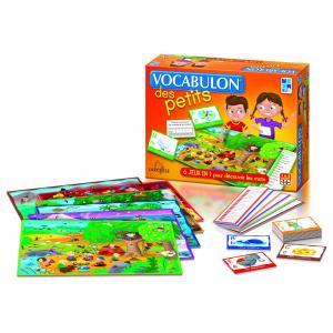 Megableu editions - 096003 - Vocabulon des petits (52792)
