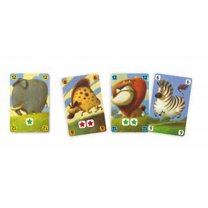 Djeco - DJ05110 - Jeu de cartes Savana (5693)