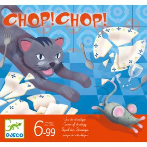 Djeco - DJ08401 - Jeu - Chop chop* (5750)